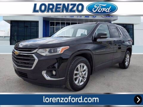 2018 Chevrolet Traverse for sale at Lorenzo Ford in Homestead FL