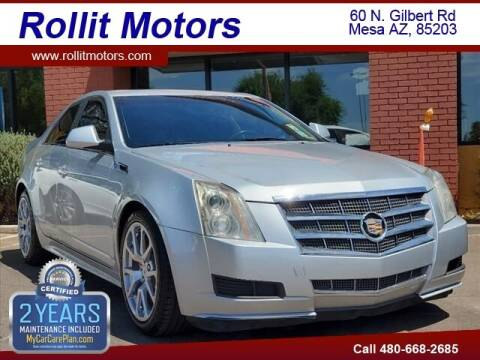 2011 Cadillac CTS for sale at Rollit Motors in Mesa AZ