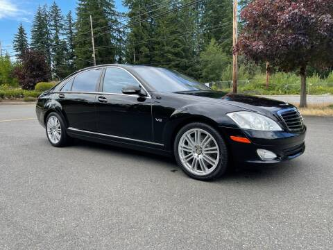 2008 Mercedes-Benz S-Class for sale at CAR MASTER PROS AUTO SALES in Lynnwood WA