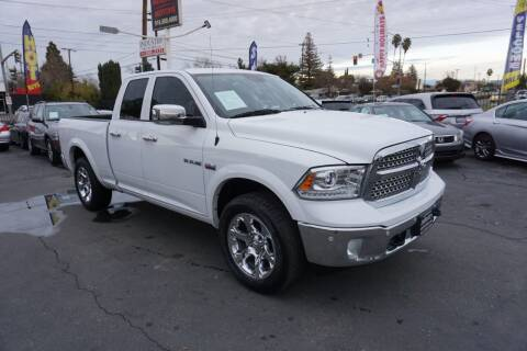 2015 RAM Ram Pickup 1500 for sale at Industry Motors in Sacramento CA