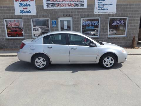 2007 Saturn Ion for sale at Relaxation Automobile Station in Moorhead MN