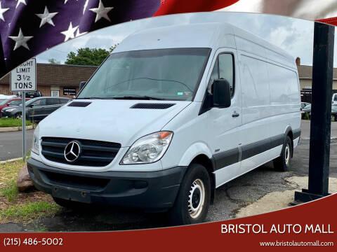 2012 Mercedes-Benz Sprinter Cargo for sale at Bristol Auto Mall in Levittown PA