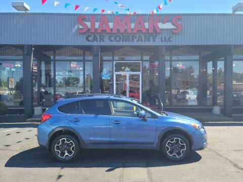 2014 Subaru XV Crosstrek for sale at Siamak's Car Company llc in Salem OR