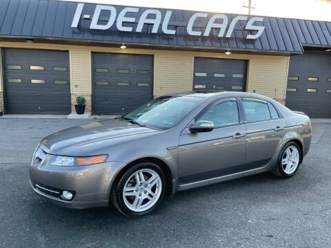 2008 Acura TL for sale at I-Deal Cars in Harrisburg PA