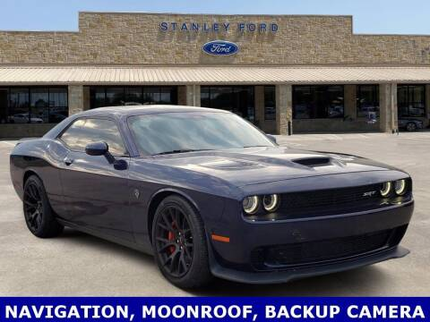 2016 Dodge Challenger for sale at STANLEY FORD ANDREWS in Andrews TX