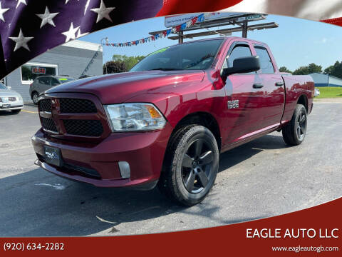 2017 RAM Ram Pickup 1500 for sale at Eagle Auto LLC in Green Bay WI