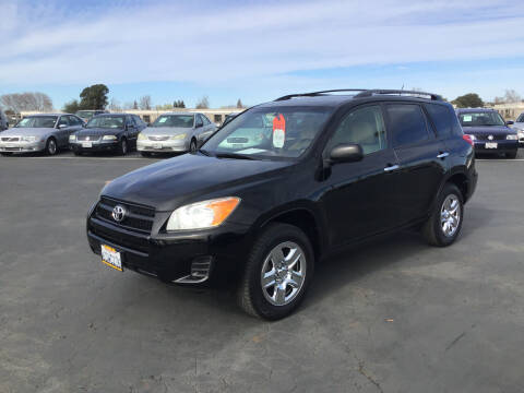 2011 Toyota RAV4 for sale at My Three Sons Auto Sales in Sacramento CA