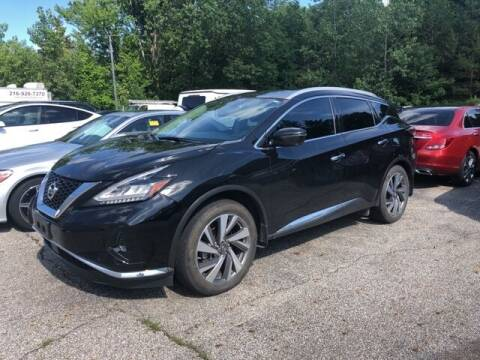 2019 Nissan Murano for sale at Mercedes-Benz of North Olmsted in North Olmsted OH