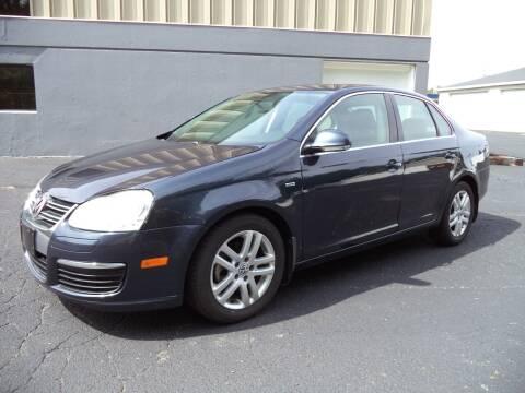 2006 Volkswagen Jetta for sale at Niewiek Auto Sales in Grand Rapids MI