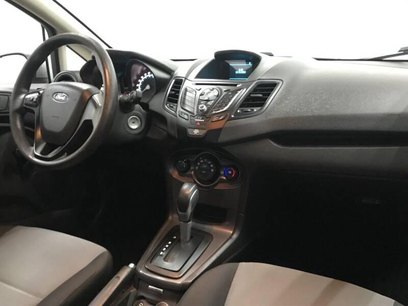 2016 Ford Fiesta S 4dr Hatchback - Philadelphia PA
