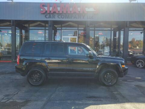 2016 Jeep Patriot for sale at Siamak's Car Company llc in Salem OR