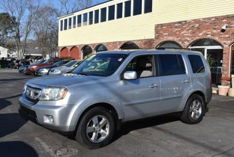 2010 Honda Pilot for sale at Absolute Auto Sales, Inc in Brockton MA
