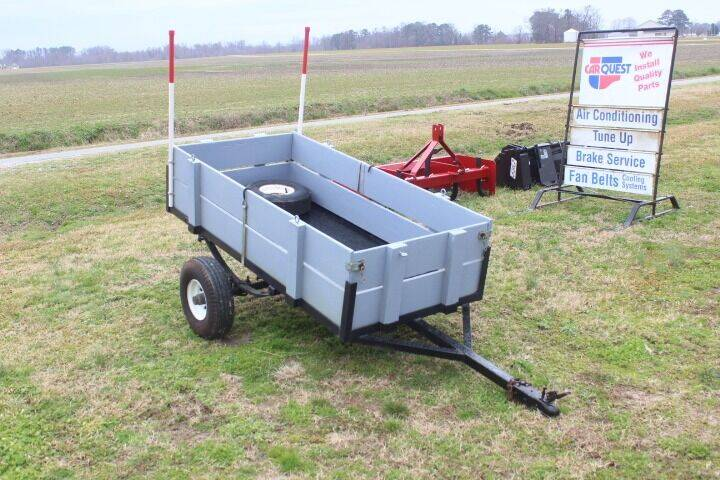 2015 Custom Made Trailer for sale at Vehicle Network - Suttontown Repair Service in Faison NC