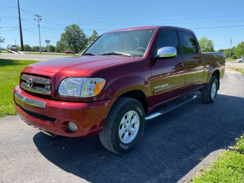 2006 Toyota Tundra for sale at Champion Motorcars in Springdale AR