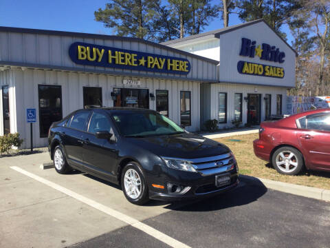 2010 Ford Fusion for sale at Bi Rite Auto Sales in Seaford DE