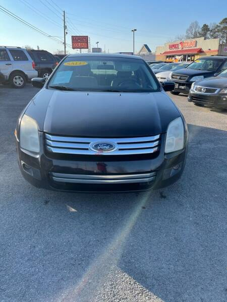 2007 Ford Fusion for sale at SRI Auto Brokers Inc. in Rome GA