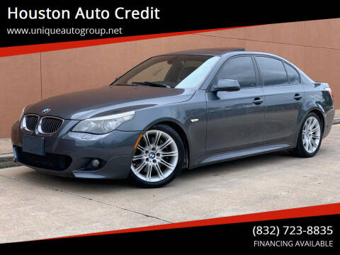 2010 BMW 5 Series for sale at Houston Auto Credit in Houston TX