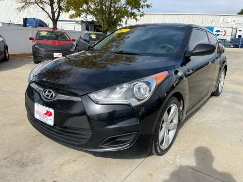 2012 Hyundai Veloster for sale at AP Auto Brokers in Longmont CO
