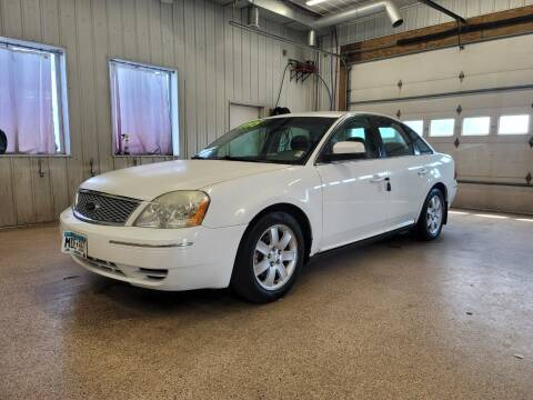 2007 Ford Five Hundred for sale at Sand's Auto Sales in Cambridge MN