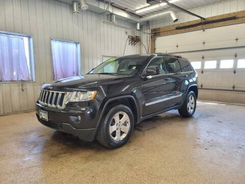 2012 Jeep Grand Cherokee for sale at Sand's Auto Sales in Cambridge MN
