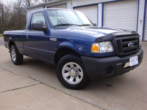 2009 Ford Ranger for sale at Jay's Auto Sales Inc in Wadsworth OH