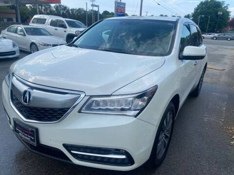 2014 Acura MDX for sale at Z Motors in Chattanooga TN