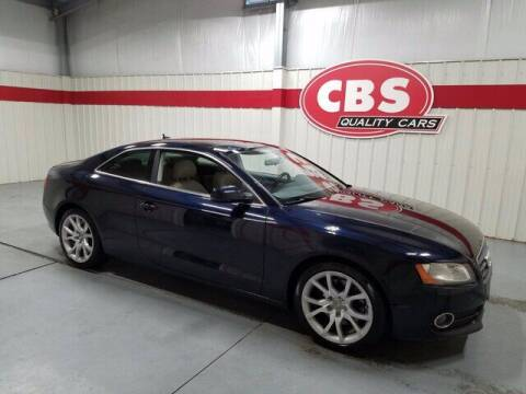 2010 Audi A5 for sale at CBS Quality Cars in Durham NC