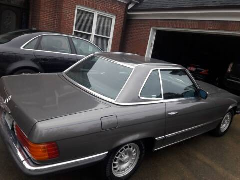 1985 Mercedes-Benz R-Class for sale at Elite Cars Pro in Oakland Park FL