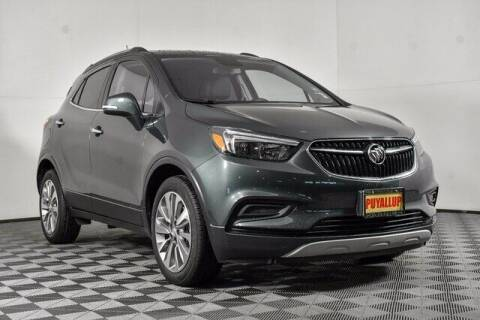 2018 Buick Encore for sale at Chevrolet Buick GMC of Puyallup in Puyallup WA