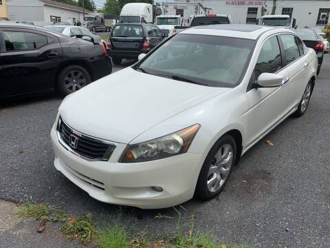 2008 Honda Accord for sale at Harrisburg Auto Center Inc. in Harrisburg PA