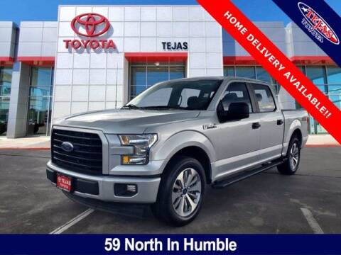 2017 Ford F-150 for sale at TEJAS TOYOTA in Humble TX