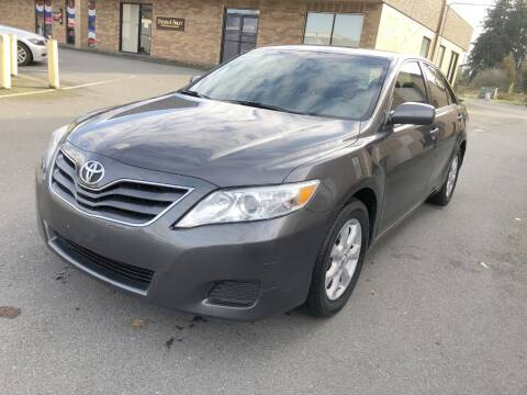 2011 Toyota Camry for sale at KARMA AUTO SALES in Federal Way WA