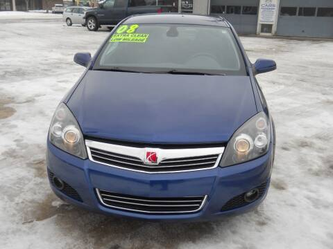 2008 Saturn Astra for sale at Shaw Motor Sales in Kalkaska MI
