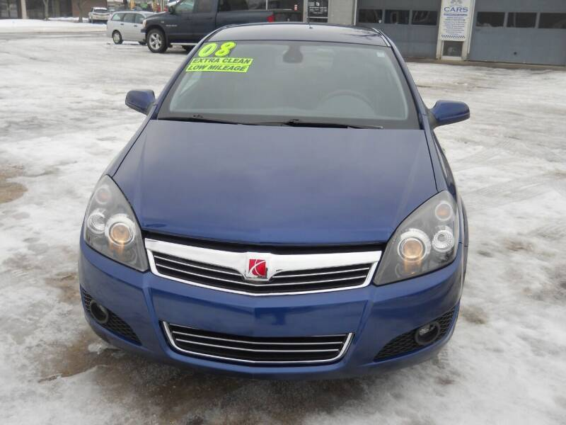 2008 Saturn Astra for sale at Shaw Motor Sales in Kalkaska MI