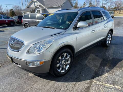 2010 Buick Enclave for sale at Huggins Auto Sales in Ottawa OH