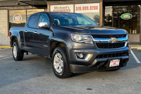 2016 Chevrolet Colorado for sale at Michael's Auto Plaza Latham in Latham NY