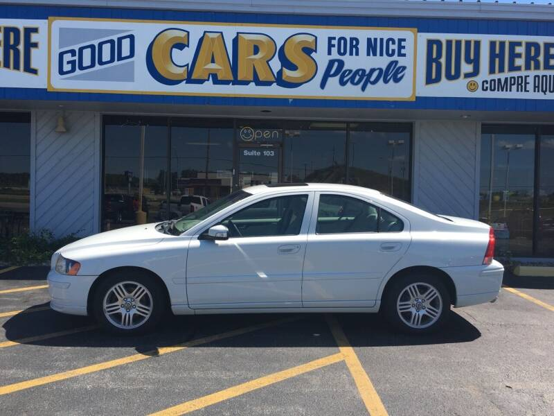 2007 Volvo S60 for sale at Good Cars 4 Nice People in Omaha NE