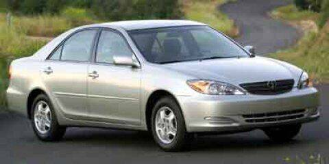 2002 Toyota Camry for sale at HILAND TOYOTA in Moline IL
