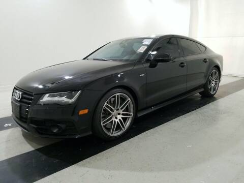 2014 Audi S7 for sale at Ultimate Auto Sales Of Orem in Orem UT