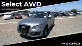 2010 Audi Q5 for sale at Select AWD in Provo UT