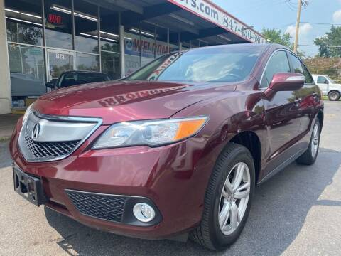 2013 Acura RDX for sale at TOP YIN MOTORS in Mount Prospect IL