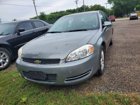 2006 Chevrolet Impala for sale at ASAP AUTO SALES in Muskegon MI