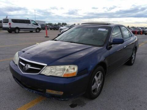 2002 Acura TL for sale at HW Used Car Sales LTD in Chicago IL