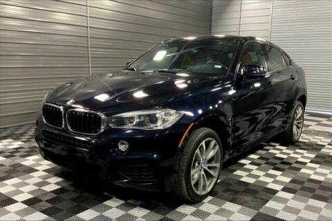 2017 BMW X6 for sale at TRUST AUTO in Sykesville MD