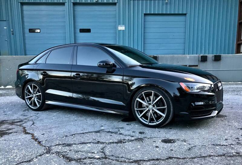 2016 Audi S3 for sale at EuroMotors LLC in Lee MA