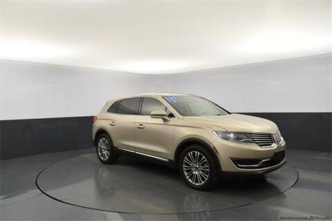 2017 Lincoln MKX for sale at Tim Short Auto Mall in Corbin KY