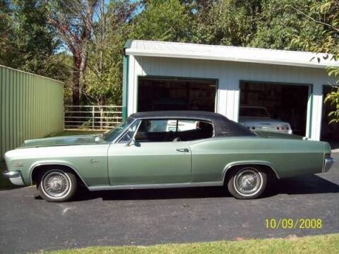 1966 Chevrolet Caprice for sale at Haggle Me Classics in Hobart IN