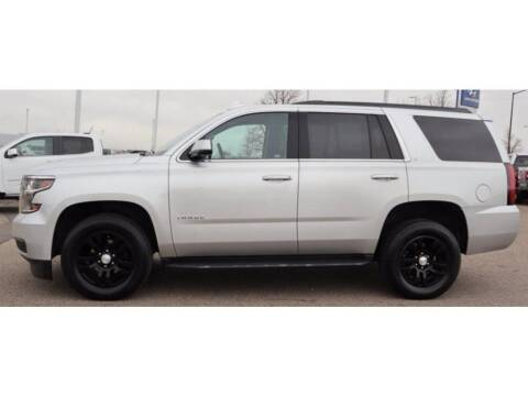 2020 Chevrolet Tahoe for sale at Platinum Car Brokers in Spearfish SD