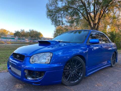 2005 Subaru Impreza for sale at Powerhouse Automotive in Tampa FL