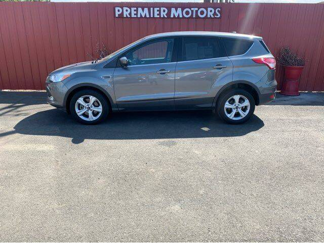 2014 Ford Escape for sale at Premier Motors in Milton Freewater OR